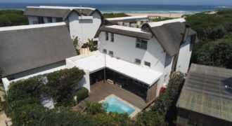 Perfect Beach Location – Secure Beach Estate